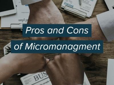 micromanagment
