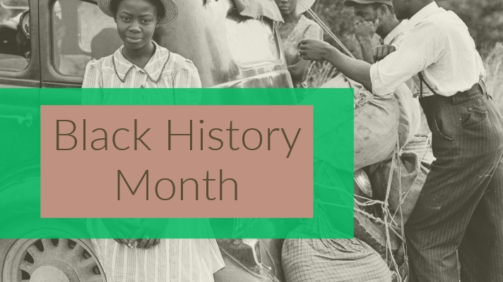 Black History Month 2019… What is Going On?